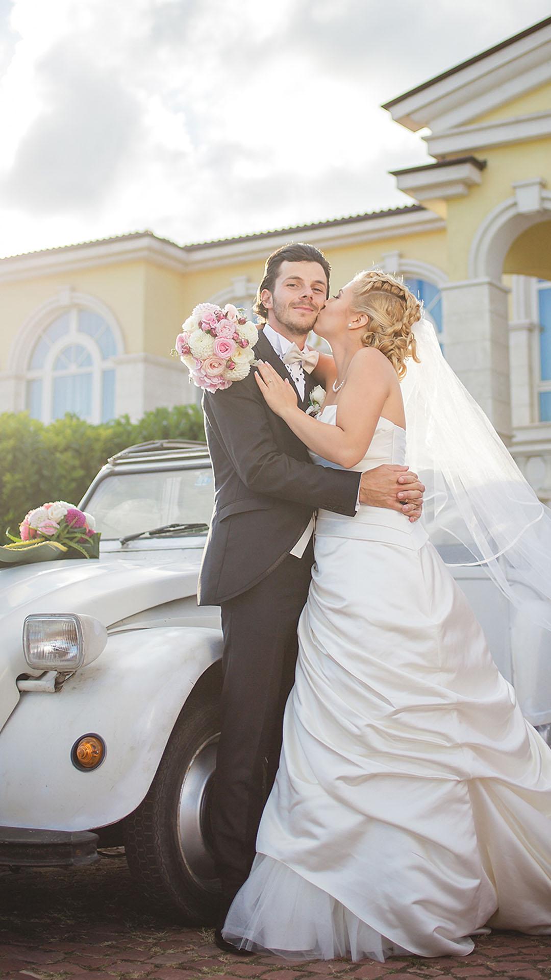 Младоженци доверили се на сватбена агенция Флореста