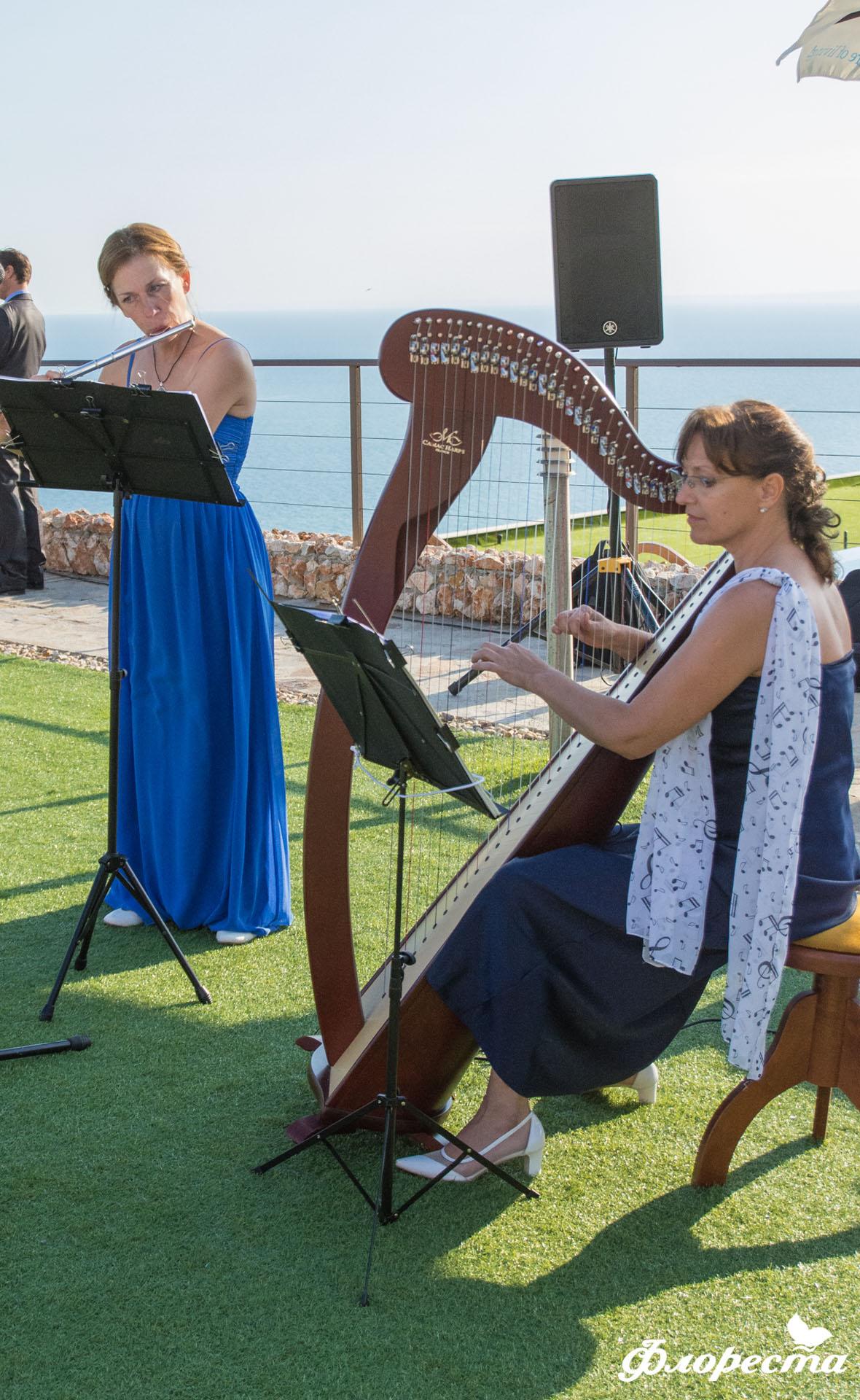Музикален съпровод за изнесен ритуал